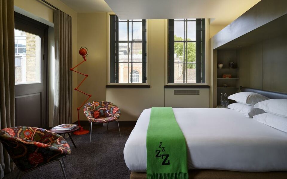 The Zetter Hotel, London, Central London (12)