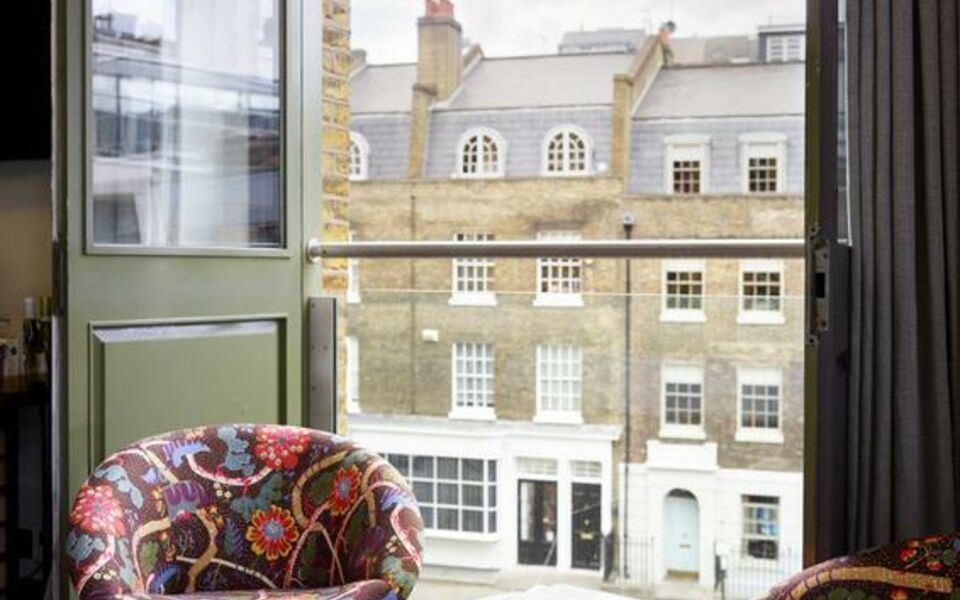 The Zetter Hotel, London, Central London (13)