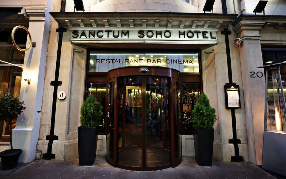Karma Sanctum Soho Hotel, London, Central London (2)