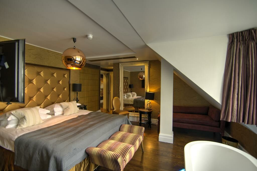 Karma Sanctum Soho Hotel A Design Boutique Hotel London