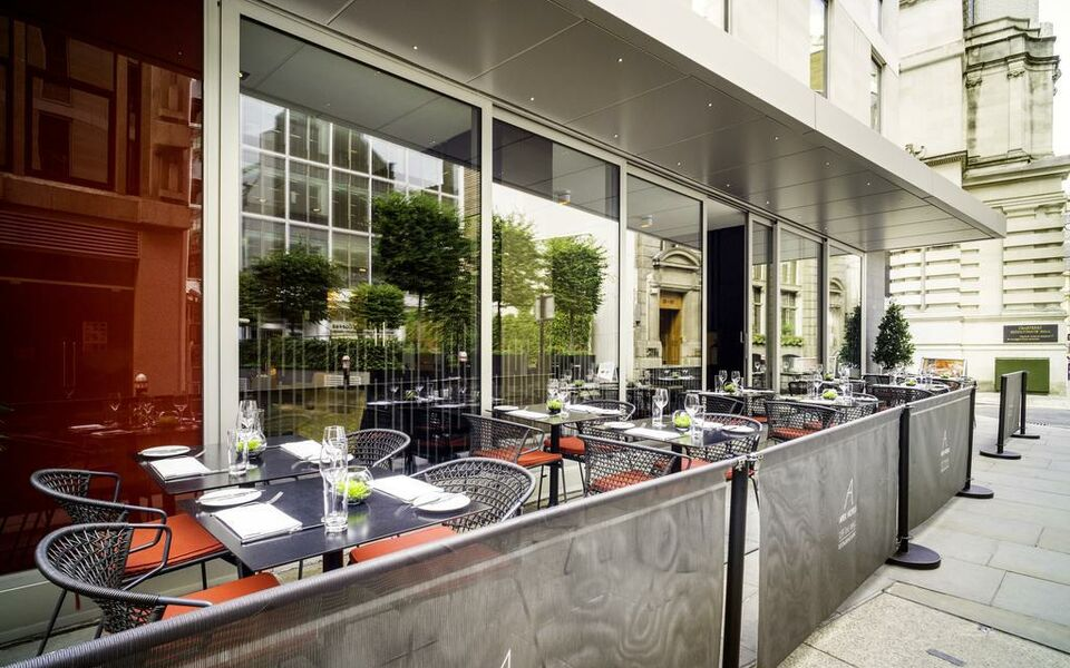 Apex London Wall Hotel, London, The City (6)