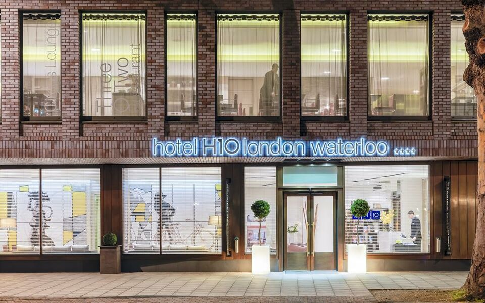 H10 London Waterloo, London, Southwark (2)