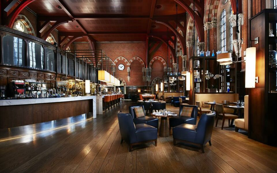 St Pancras Renaissance Hotel, London, Central London (5)