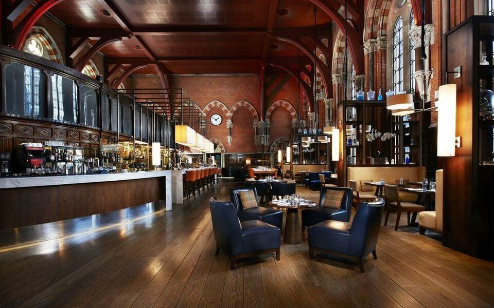 St pancras renaissance hotel london a design boutique for Design hotel londra