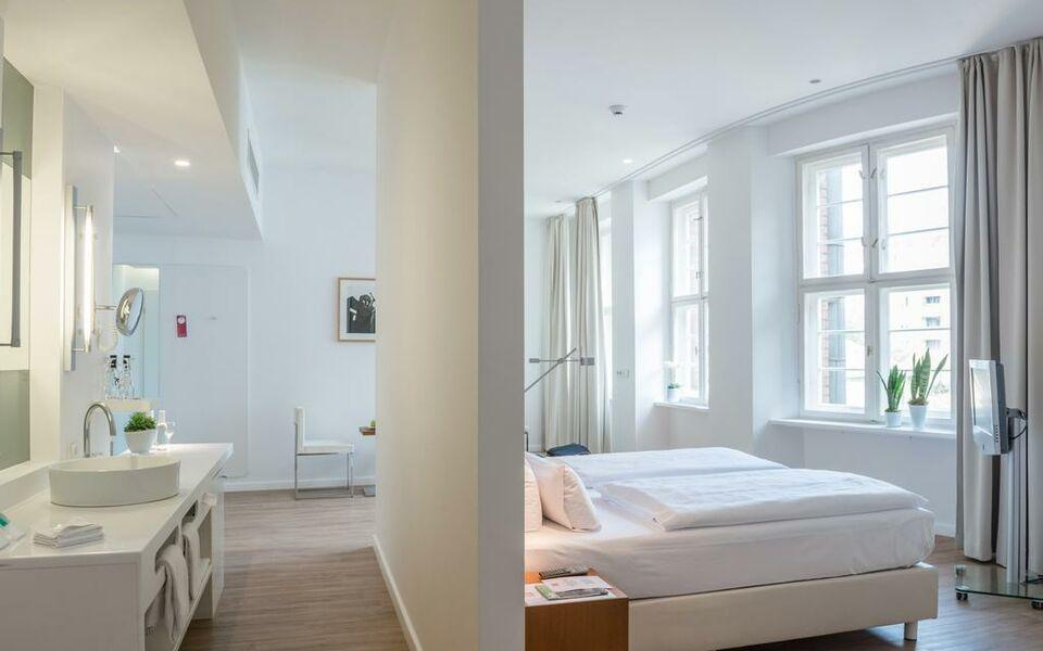 Ellington hotel berlin a design boutique hotel berlin for 4 design hotel q berlin