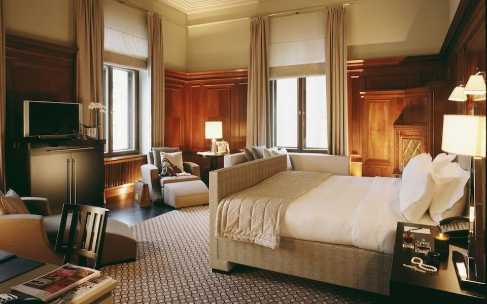 Hotel De Rome Dachterrasse Preise