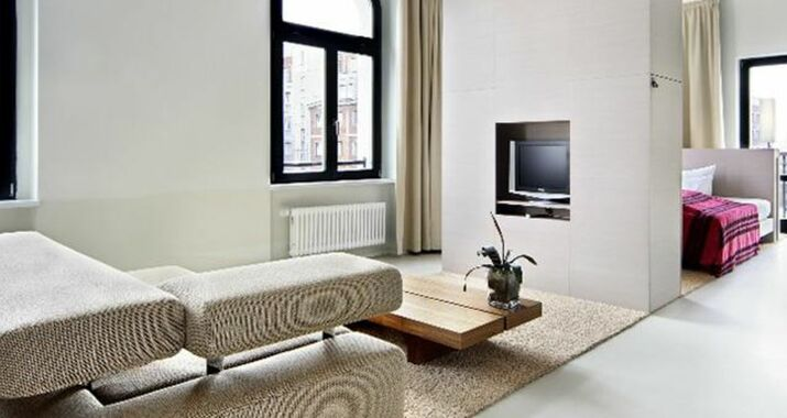 lux 11 berlin mitte a design boutique hotel berlin germany. Black Bedroom Furniture Sets. Home Design Ideas