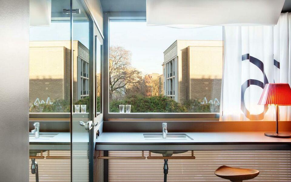 casa camper berlin a design boutique hotel berlin germany. Black Bedroom Furniture Sets. Home Design Ideas
