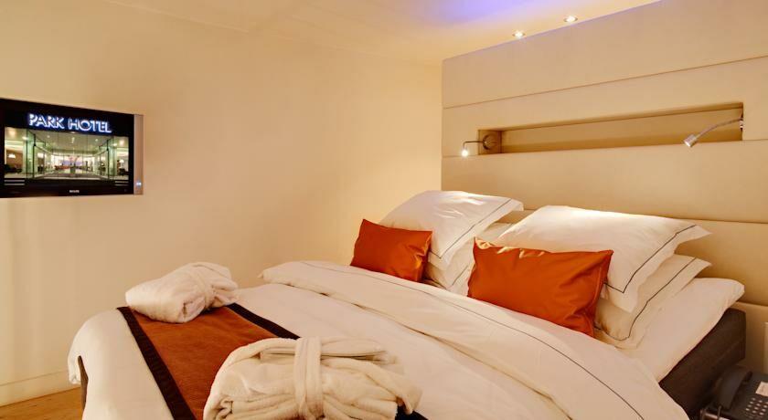 Park hotel a design boutique hotel amsterdam netherlands for Design hotel 101 split