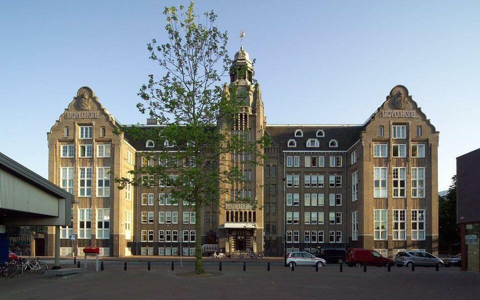 Lloyd hotel and cultural embassy a design boutique hotel for Design boutique hotels amsterdam