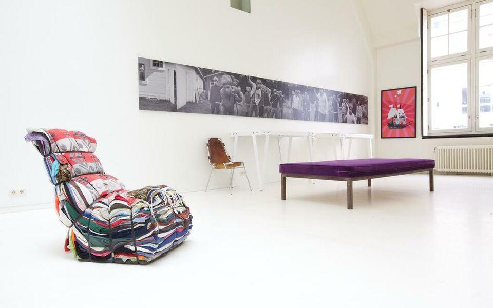 Lloyd hotel and cultural embassy a design boutique hotel for Design boutique hotel nederland