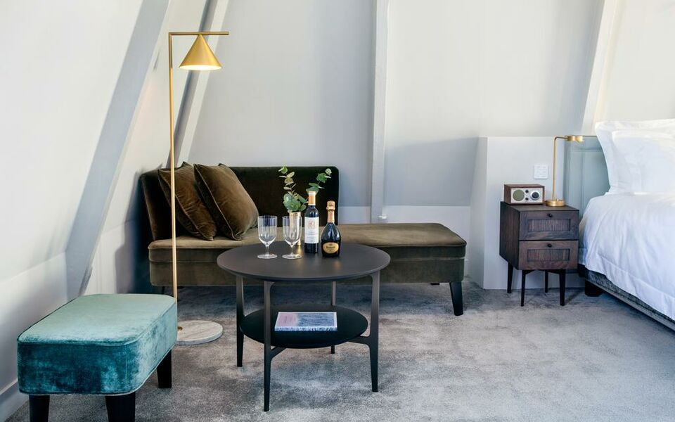 Pillows anna van den vondel amsterdam a design boutique for Design boutique hotel nederland