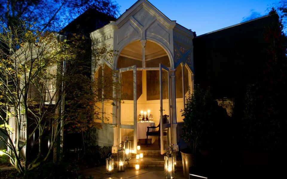 Canal house a design boutique hotel amsterdam netherlands for Dormire amsterdam