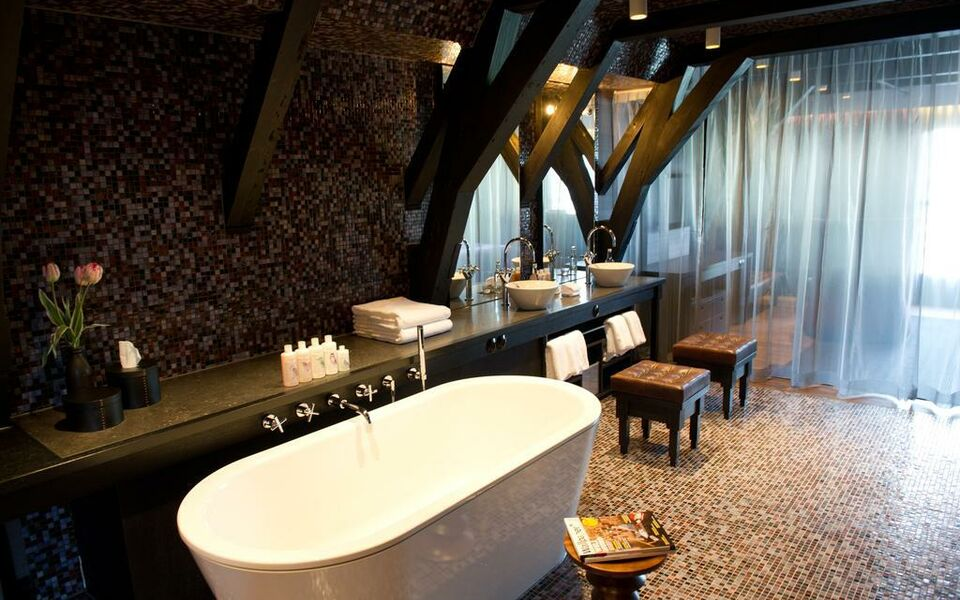 Canal house a design boutique hotel amsterdam netherlands for Hotel amsterdam design