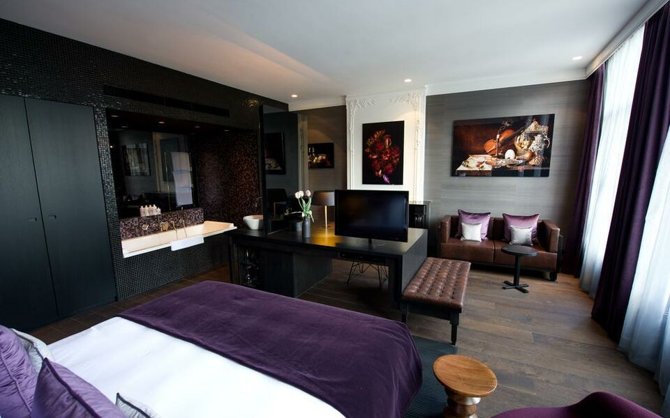 Canal house a design boutique hotel amsterdam netherlands for Design amsterdam hotel