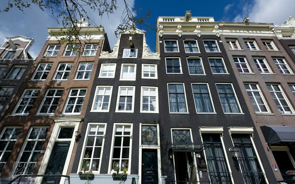Canal house a design boutique hotel amsterdam netherlands for Design boutique hotels amsterdam