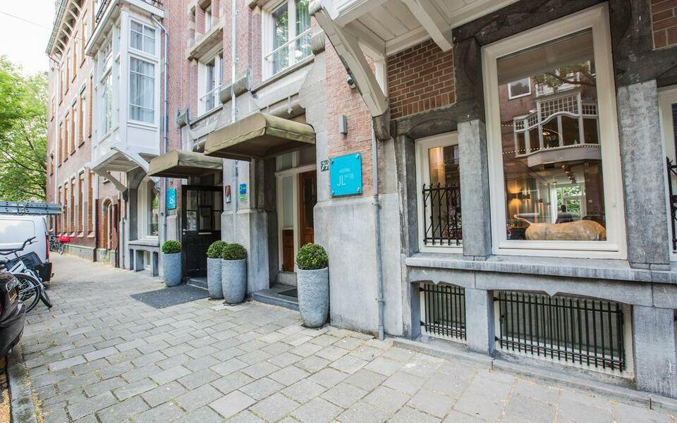 Hotel Jl No76 A Design Boutique Hotel Amsterdam Netherlands