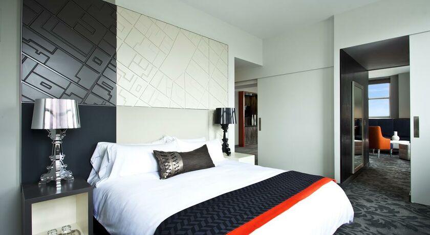 W new york union square a design boutique hotel new for Room decor union city