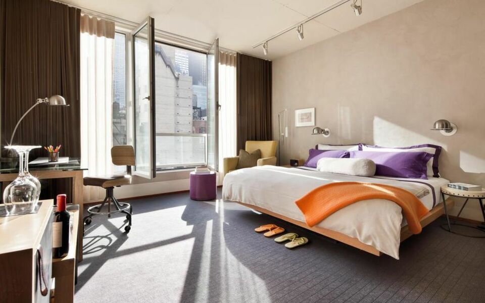 Chambers hotel a design boutique hotel new york city u s a for Design boutique hotels new york