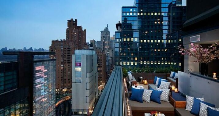6 Columbus - A SIXTY Hotel, New York (12)