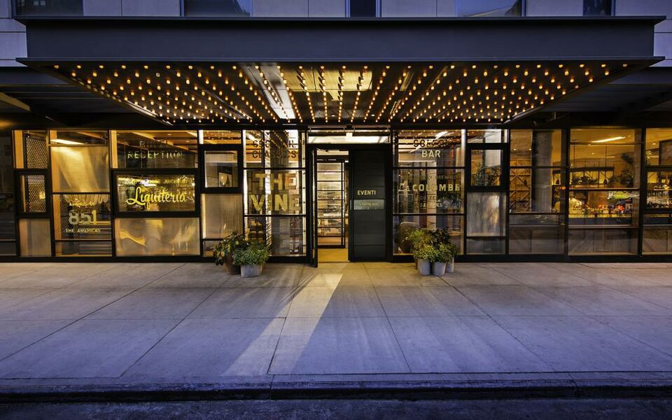 Kimpton Hotel Eventi, New York [NYC], Chelsea (2)