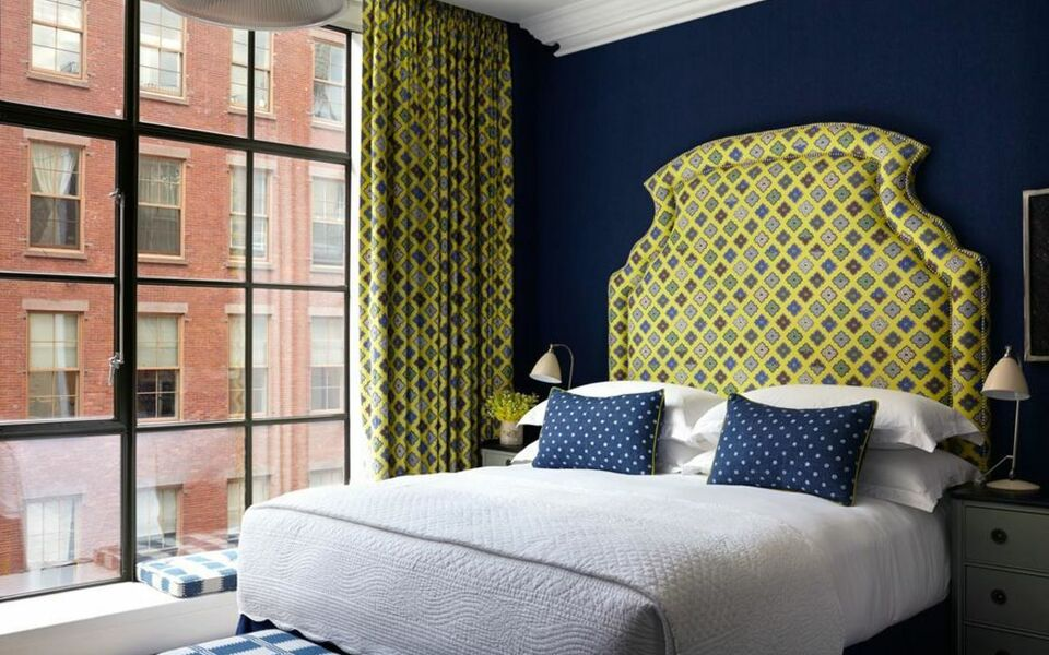 Crosby Street Hotel, New York, Soho (5)
