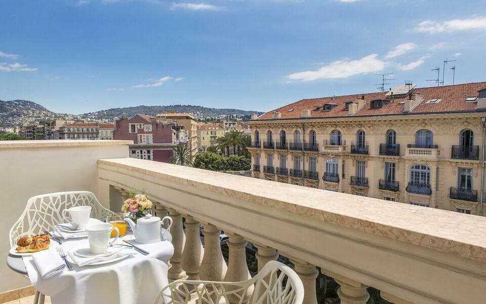 Boscolo exedra nice a design boutique hotel nice france for Boutique hotel nice
