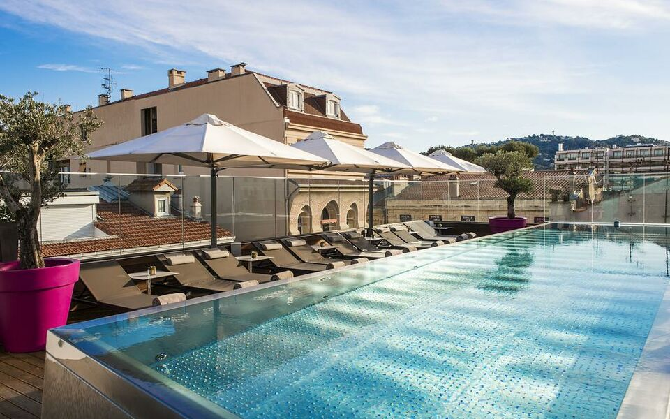 Five Seas Hotel, Cannes (2)