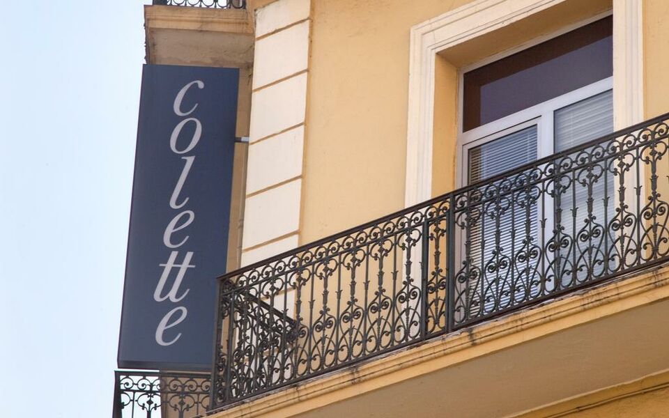 Hotel Colette, Cannes (3)