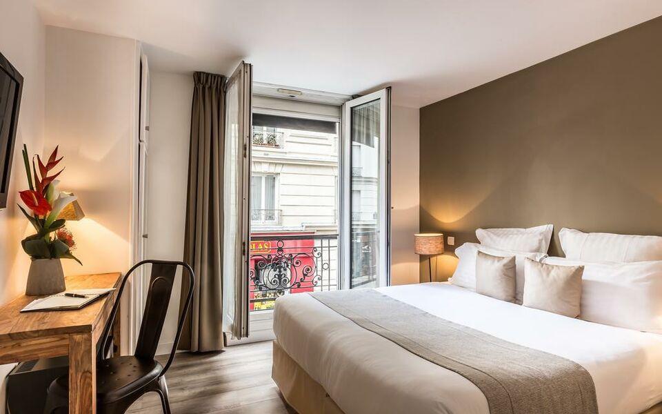 Atelier montparnasse h tel a design boutique hotel paris for Hotel design montparnasse