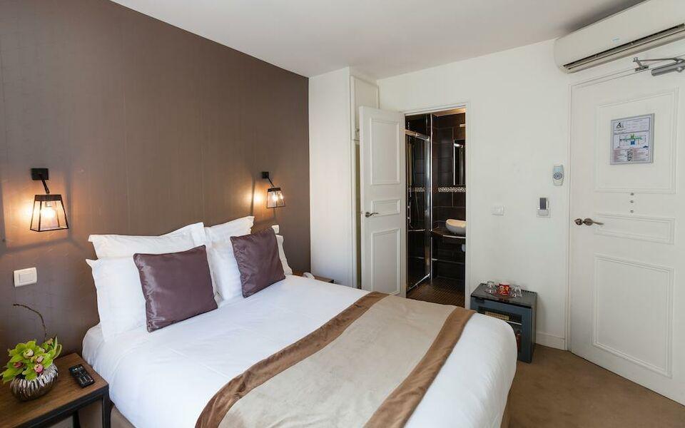 Hotel Atelier Montparnasse Paris Frankreich
