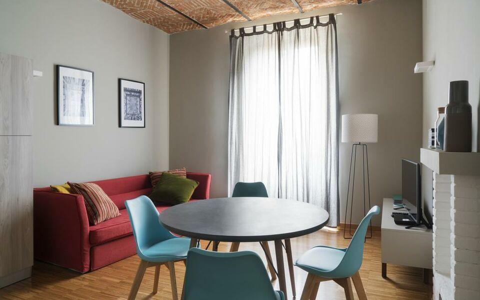 Apartments milano center a design boutique hotel milan italy for Boutique hotel milano