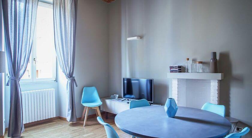 Brera apartments a design boutique hotel milan italy for Via san fermo milano