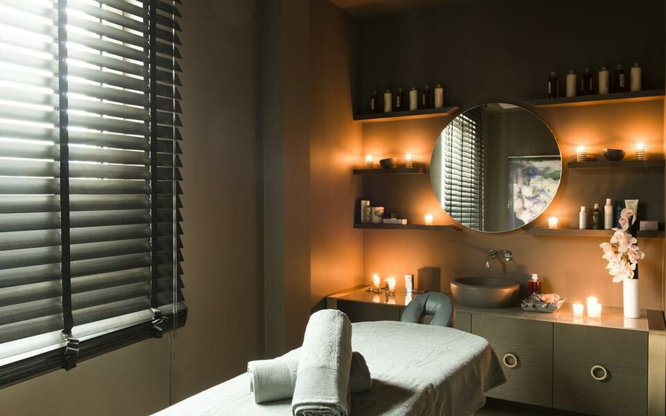 Rosa grand milano starhotels collezione a design for Hotel milton milano italy
