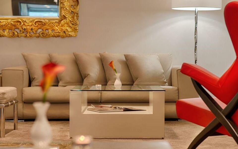 Nh collection milano president a design boutique hotel for Boutique hotel milano centro