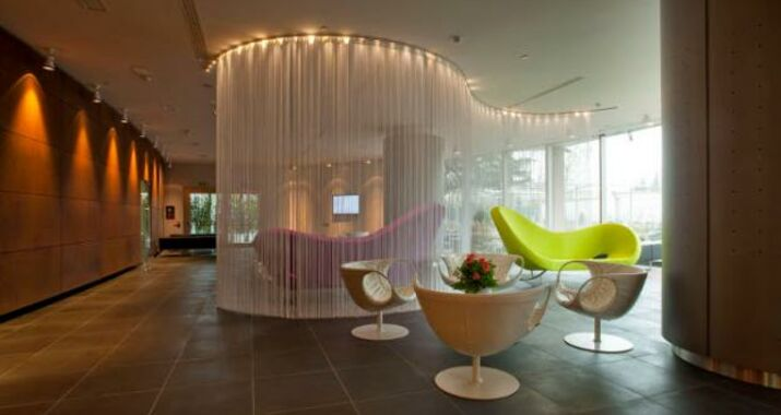 The hub hotel a design boutique hotel milan italy for Boutique hotels milan