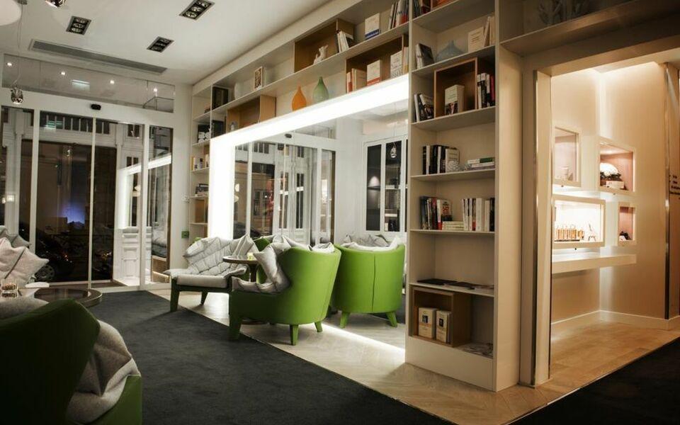 H tel bel ami a design boutique hotel paris france for Design boutique hotel imperialart