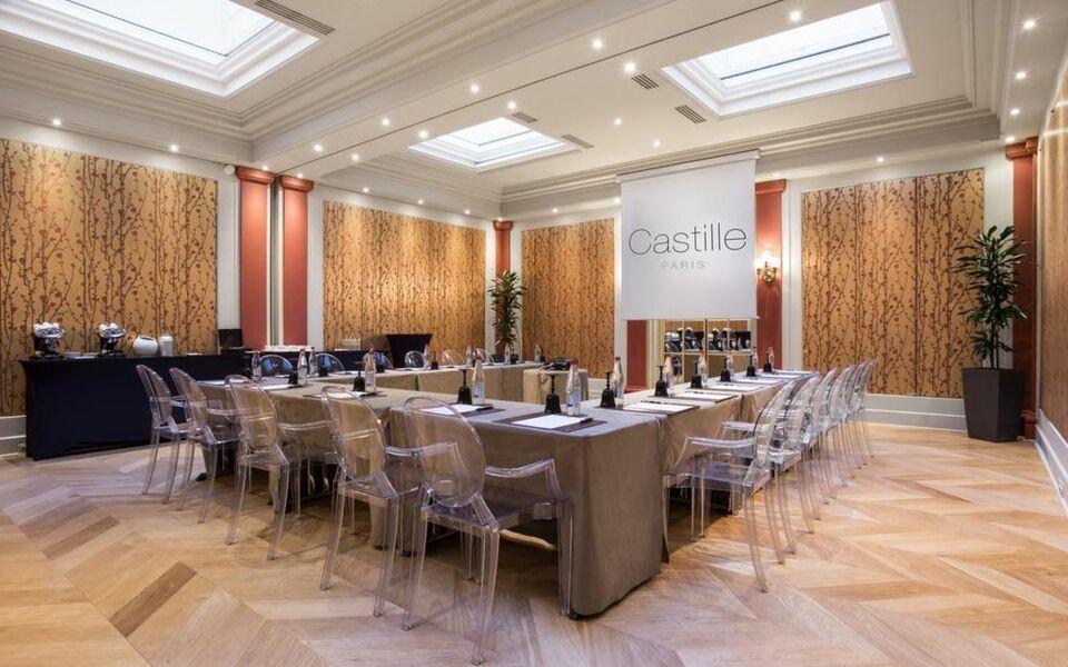 Castille paris paris france my boutique hotel for Boutique hotel paris 8e