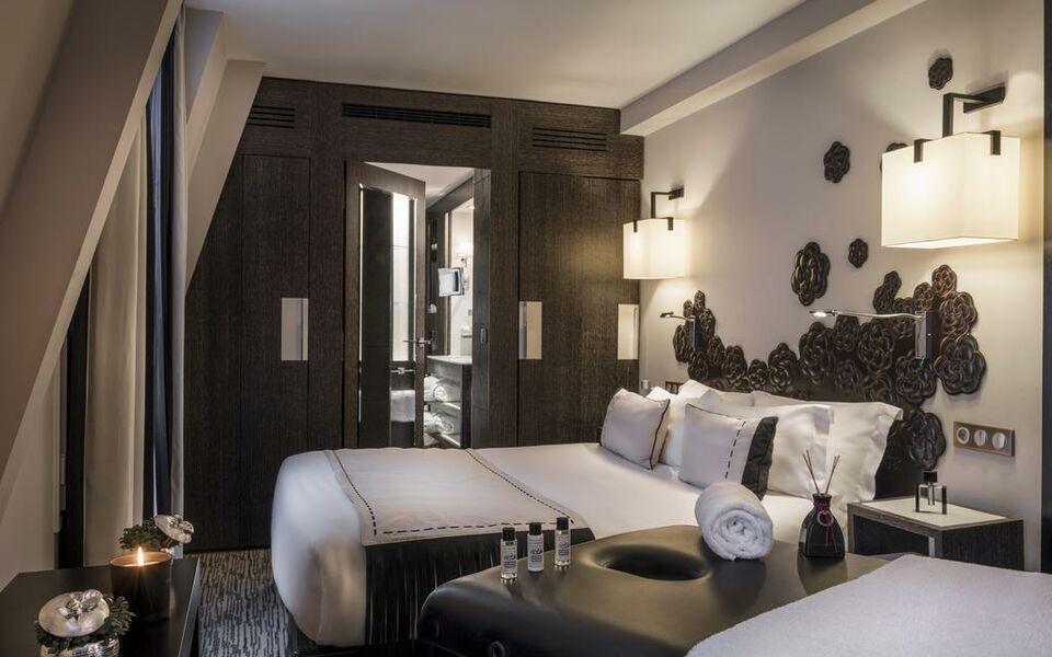 Les Jardins De La Villa & Spa - SLH, a Design Boutique Hotel Paris ...