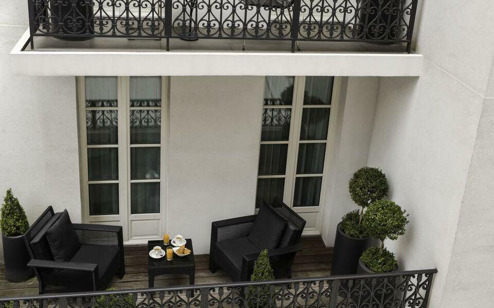 Les Jardins De La Villa Paris Frankreich