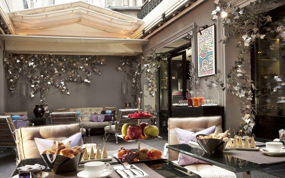 les jardins de la villa spa slh a design boutique