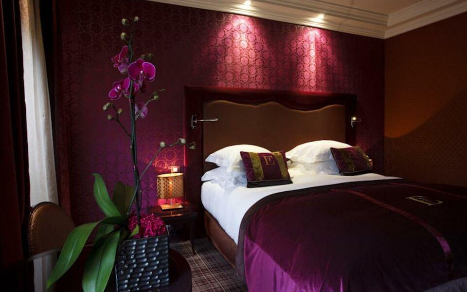 Edouard 7 paris op ra a design boutique hotel paris france for Hotel design paris 7