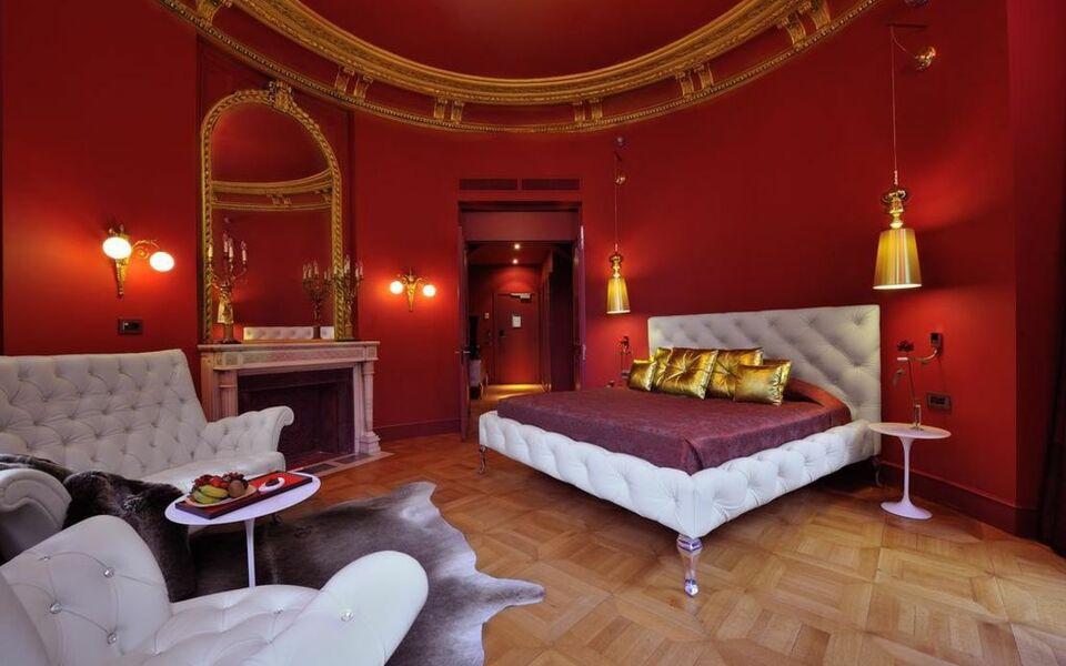 Banke h tel paris france my boutique hotel - Hotel paris chambre 4 personnes ...