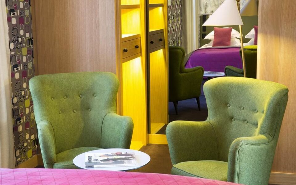 Artus Hotel by MH, Paris, 6 ème-St Germain des Prés (38)