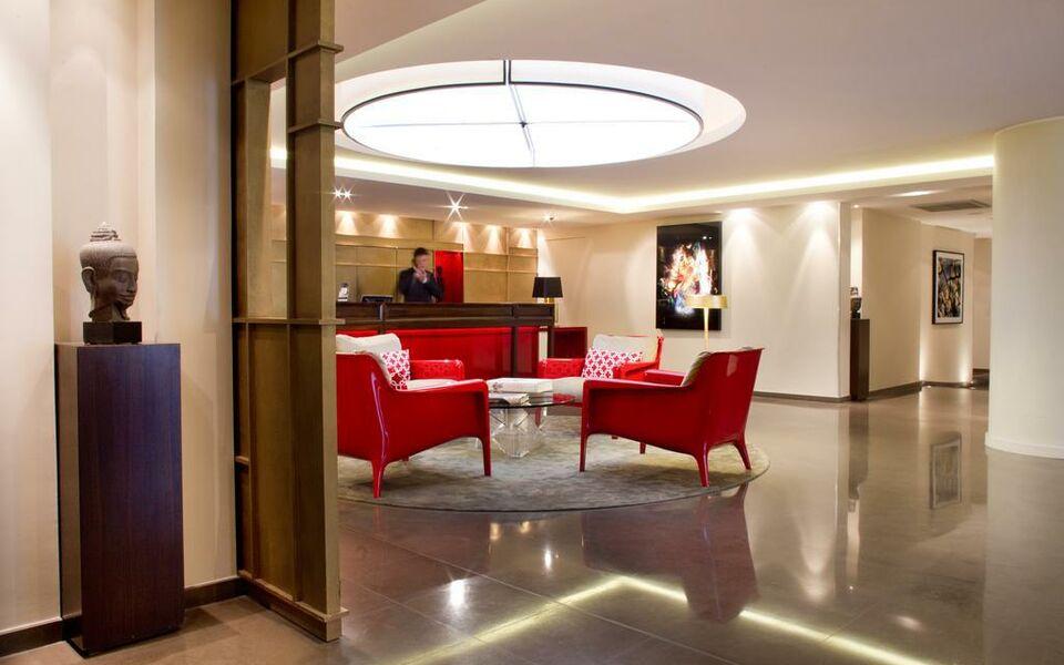 H tel beauchamps a design boutique hotel paris france for Boutique hotel paris 8e