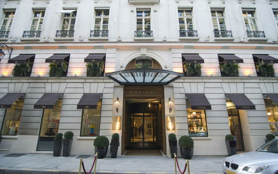 Sofitel Paris Le Faubourg, Paris (10)