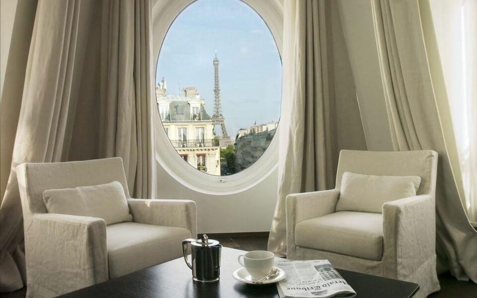 radisson blu le metropolitan hotel paris eiffel a design boutique hotel paris france. Black Bedroom Furniture Sets. Home Design Ideas