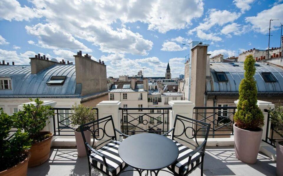 L 39 h tel paris france my boutique hotel - Hotel avec piscine pres de paris ...