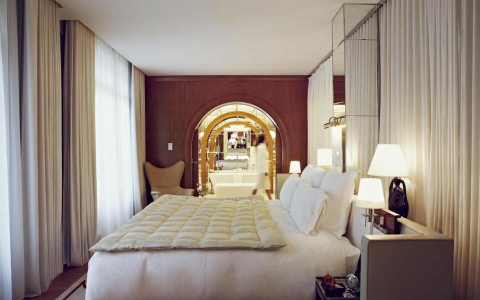 H tel le royal monceau raffles paris a design boutique for Boutique hotel paris 16