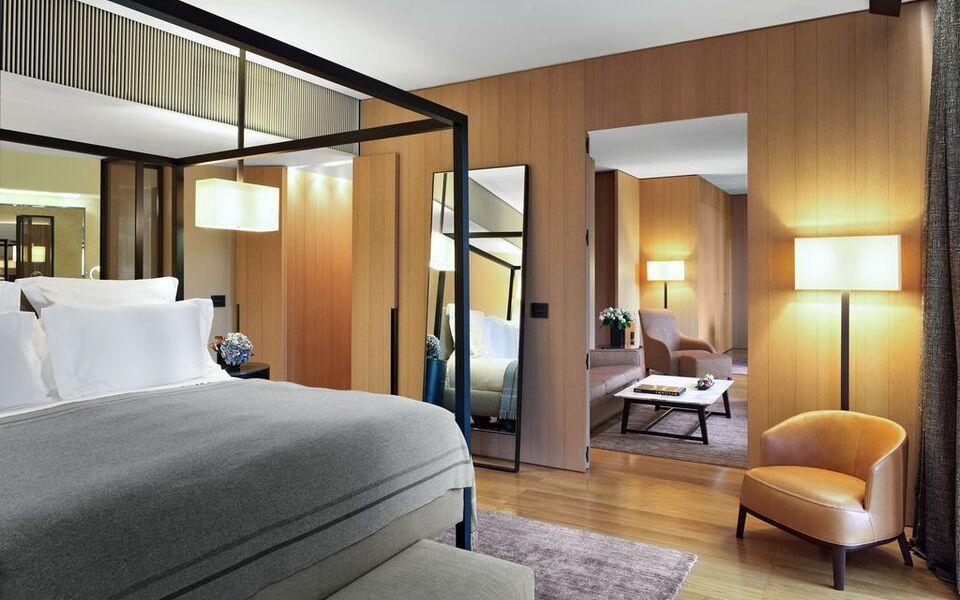 Bulgari Milano Hotel Rooms